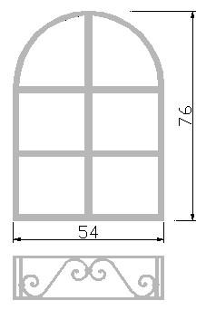 spur 1 fenster 04. Black Bedroom Furniture Sets. Home Design Ideas